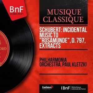 Schubert: Incidental Music to