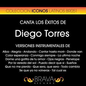 Canta los Exitos de Diego Torres