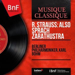 R. Strauss: Also sprach Zarathustra (Mono Version)