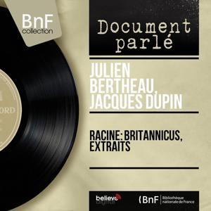 Racine: Britannicus, extraits (Mono version)