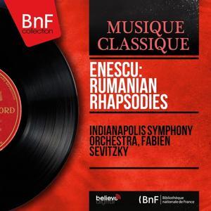 Enescu: Rumanian Rhapsodies (Mono Version)