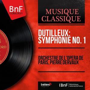 Dutilleux: Symphonie No. 1 (Mono Version)