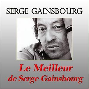 Le meilleur de Serge Gainsbourg
