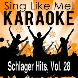 Schlager Hits, Vol. 28 (Karaoke Version)