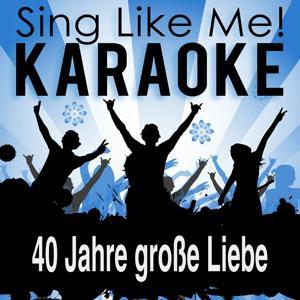 40 Jahre große Liebe (English Waltz Edit) (Karaoke Version)