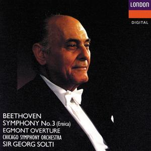 Beethoven: Symphony No.3/Egmont Overture