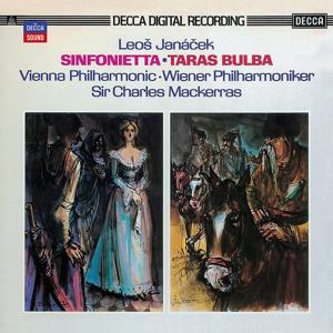 Janacek: Sinfonietta; Taras Bulba
