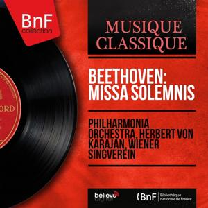 Beethoven: Missa solemnis (Mono Version)
