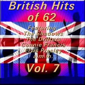 British Hits of 62, Vol. 7