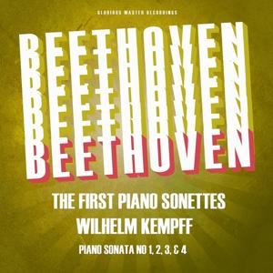 Beethoven: The First Piano Sonettes