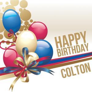 Happy Birthday Colton