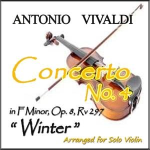 The Four Seasons, Op. 8, Concerto No. 4 in F Minor, RV 297