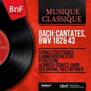 Bach: Cantates, BWV 182 & 43 (Stereo Version)