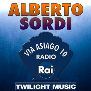 La radio di Alberto Sordi (Via Asiago 10, Radio Rai)