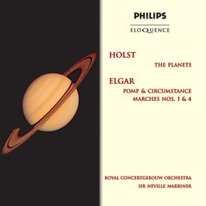 Holst: The Planets; Elgar: Pomp & Circumstance Marches Nos.1 & 4