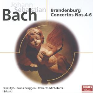 Bach, J.S.: Brandenburg Concertos Nos.4-6; Concerto for 2 harpsichords