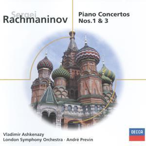 Rachmaninov: Piano Concertos Nos.1 & 3