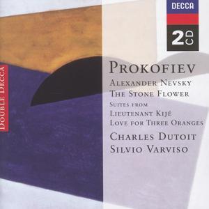 Prokofiev: Alexander Nevsky; The Stone Flower; Lieutenant Kijé etc.