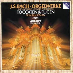 Bach, J.S.: Toccatas & Fugues BWV 538; BWV 540; BWV 564; BWV 565