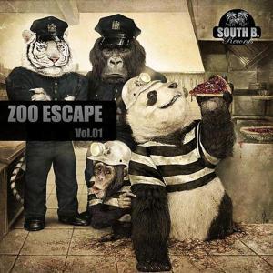 Zoo Escape - Vol.01