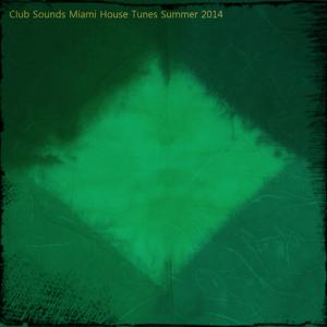 Club Sounds Miami House Tunes Summer 2014