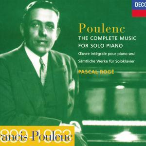 Poulenc: The Complete Music for Solo Piano