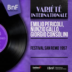 Festival San Remo 1957 (Mono version)