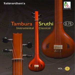 Tambura Sruthi, Vol. 1 (Sruthi 0.75)