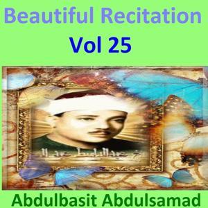 Beautiful Recitation, Vol. 25 (Quran - Coran - Islam)