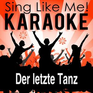 Der letzte Tanz (Karaoke Version)