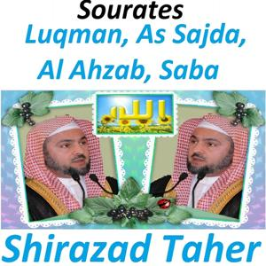 Sourates Luqman, As Sajda, Al Ahzab, Saba (Quran - Coran - Islam)