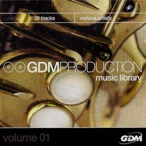GDM Production Music Library, Vol.1