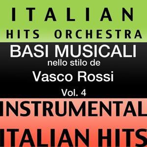 Basi musicale nello stilo dei vasco rossi (instrumental karaoke tracks), Vol. 5