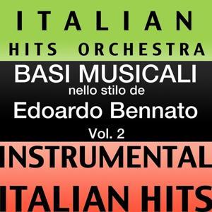 Basi musicale nello stilo dei edoardo bennato (instrumental karaoke tracks), Vol. 2