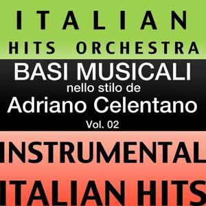 Basi musicale nello stilo dei adriano celentano (instrumental karaoke tracks), Vol. 2