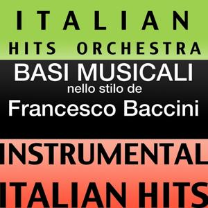 Basi musicale nello stilo dei francesco baccini (instrumental karaoke tracks)