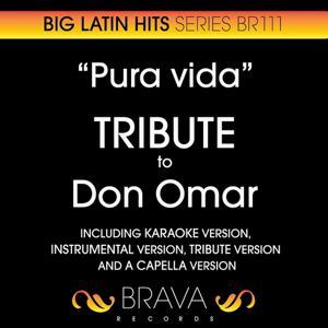 Pura Vida - Tribute To Don Omar EP
