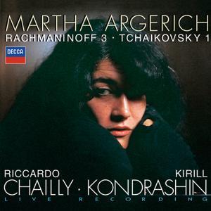 Rachmaninov: Piano Concerto No.3 / Tchaikovsky: Piano Concerto No.1