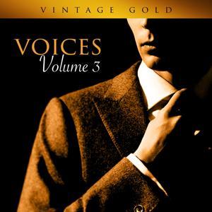 Vintage Gold - Voices, Vol. 3