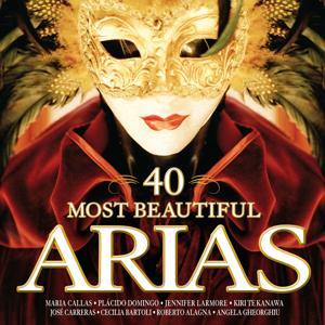 40 Most Beautiful Arias (international version)
