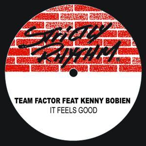 It Feels Good (feat. Kenny Bobien)