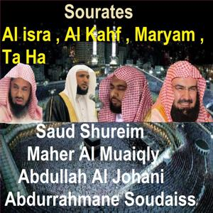 Sourates Al Isra, Al Kahf, Maryam, Ta Ha