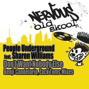 Don't Need Nobody Else feat. Sharon Williams - Benji Candelario & Zack Toms Mixes