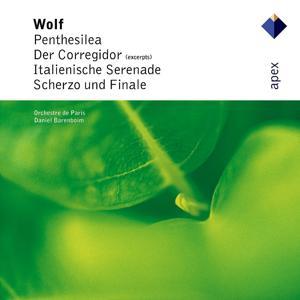 Wolf : Penthesilea, Der Corregidor, Italienische Serenade, Scherzo & Finale  -  Apex