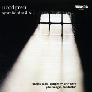 Pehr Henrik Nordgren : Symphonies 2 & 4