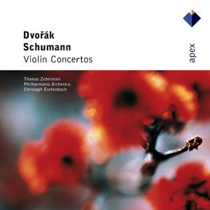 Dvorák & Schumann : Violin Concertos  -  Apex