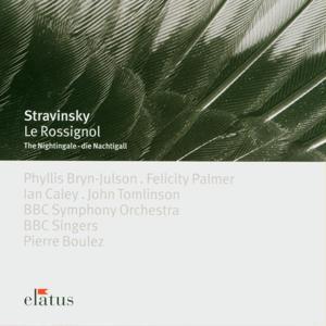 Stravinsky : Le rossignol  -  Elatus