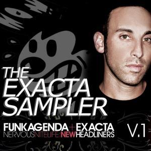 Nervous Nitelife - New Headliners, The EXACTA SAMPLER
