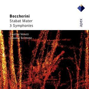 Boccherini : Stabat Mater & 3 Symphonies  -  Apex