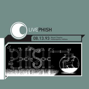 LivePhish 8/13/93
